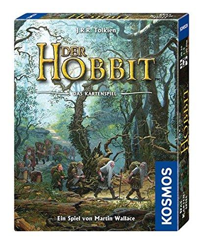 El Hobbit - Juego de Cartas (versión en alemán)(Kosmos - 740283)