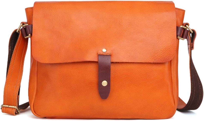 Lightlila 15 Zoll Echtem Leder Aktentasche für Männer Tote Handtasche Schulter Messenger Satchel Tasche Für Laptop MacBook (Farbe   braun) B07NQ8VVN5