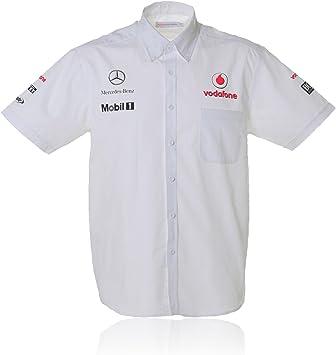 Vodafone McLaren Mercedes 2012 Team Shirt