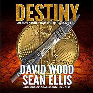 Destiny audiobook cover art