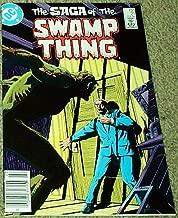 Swamp Thing No. 21 Feb