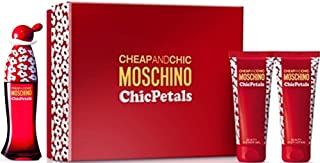 Moschino - Cheap & chic petals edt 50 ml + sgel 100 ml + bl 100 ml set regalo