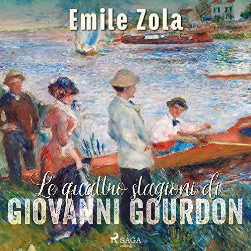 Le quattro stagioni di Giovanni Gourdon copertina