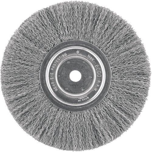 DEWALT Wire Wheel, 8-Inch, Crimped,...
