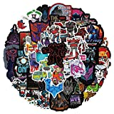 ZXUAN Optimus Prime Transformers Pegatina para Trolley Case Skateboard Phone Doodle Personalidad Pegatina Impermeable 50 Uds