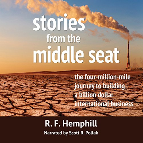 Stories from the Middle Seat audiobook cover art