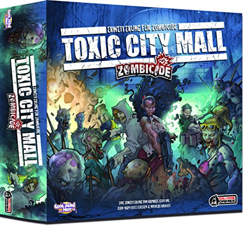 Cool Mini or Not 002287 - Zombicide - Toxic City Mall Erweiterung