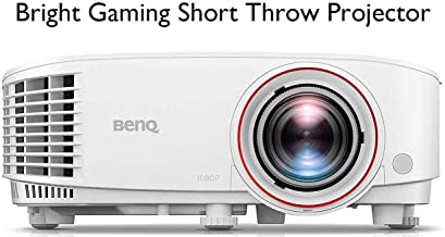 BenQ TH671ST 1080p Short Throw Projector |  3000 Lumens for Lights On Entertainment | 92%..