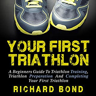 Your First Triathlon cover art