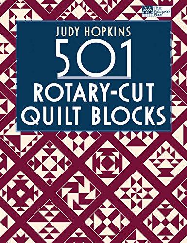 501 Rotary-Cut Quilt Blocks (English Edition)