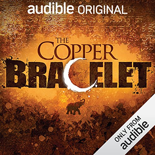 The Copper Bracelet  audiobook cover art
