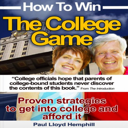 How to Win the College Game audiobook cover art