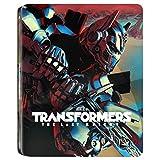 【Amazon.co.jp限定】トランスフォーマー/最後の騎士王 スチール・ブック仕様 3D+ブルーレイ+特典ブルーレイ [Blu-ray]
