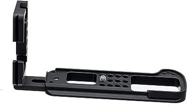 FOTOMIX CW-LB-XT3 for Fujifilm X-T3 Camera Quick Release L-Bracket & Camera Mount Vertical Grip,Stranchable & Detachable Design