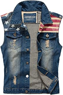 3a51d27a67 Amazon.it: Gilet Jeans Uomo