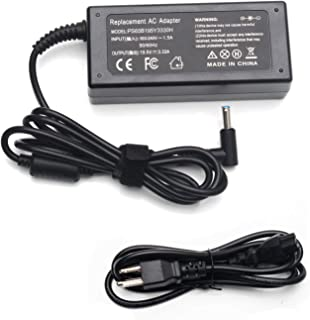 Indmird Laptop Replacement AC Adapter Charger Power Cord 65W 19.5V 3.33A 4.53.0 Compatible with HP 719309-003 721092-001 854054-002 854054-003 854054-001 741727-001 740015-001 Series Blue Tip Connect