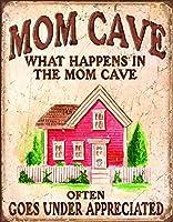 お母さんの洞窟-よく感謝されていますティンサイン