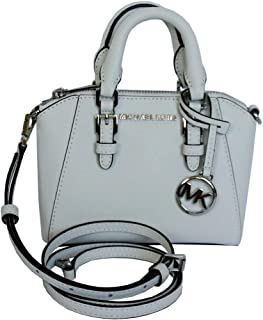 Michael Kors Mini Ciara XS Saffiano Leather Satchel Crossbody Bag