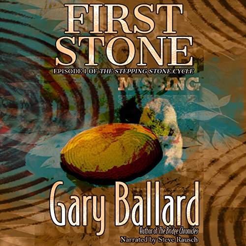 First Stone audiobook cover art