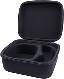 Aenllosi Storage Hard Case for Walker's Game Ear Walker's Razor Slim Electronic Hearing Protection Muffs fit Shooting Glasses