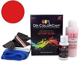 Dr. ColorChip Ferrari All Models Automobile Paint - Rosso Corsa 300/322 - Road Rash Kit