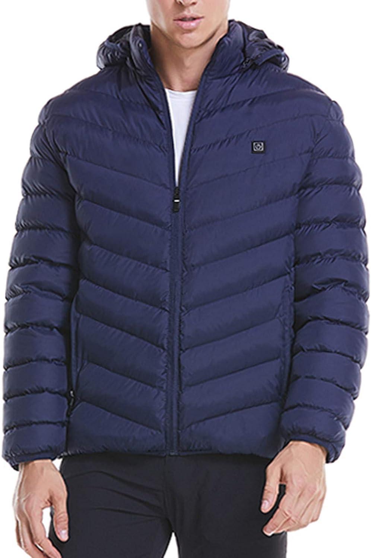 GDJGTA Wholesale Large-scale sale USB Heated Jackets Coat Men ski for Athle