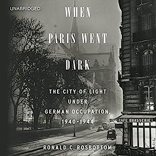 When Paris Went Dark cover art