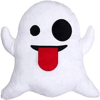 emoji pillow ghost