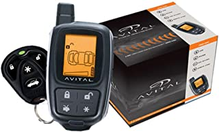 Avital 5305L 2-Way Remote Auto Car Start Starter & Alarm Security Replaced Top Selling Item