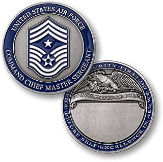 Command Chief Master Sergeant Air Force