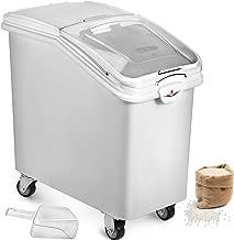 Best kitchen bins on wheels Reviews
