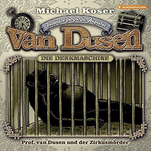 Professor Van Dusen und der Zirkusmörder-Folge 25