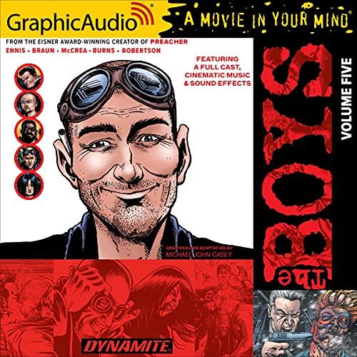 The Boys: Volume 5 [Dramatized Adaptation] cover art