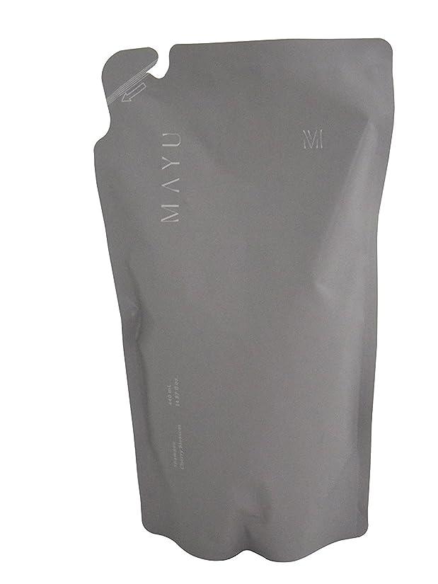 階下自治的支出【365Plus】 MAYU さくらの香りシャンプー リフィル(440ml) 1本入り