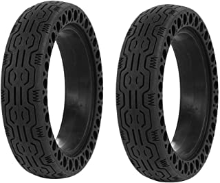 DubaiScooters Solid Tubeless Tire Tyre for Xiaomi Mijia Electric Scooter M365 Tire 2 Pc