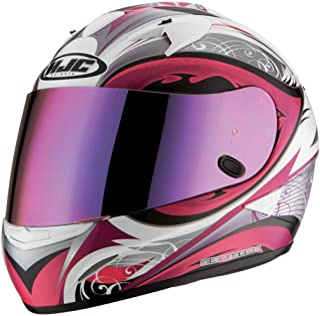 Pink HJC HJ-09 Helmet Faceshield