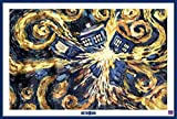 Doctor Who - Exploding Tardis - Film Poster Doctor Who
