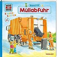 WAS IST WAS Kindergarten, Band 11. Müllabfuhr: Wohin mit dem Abfall? Erstes Wissen ab 3 Jahre