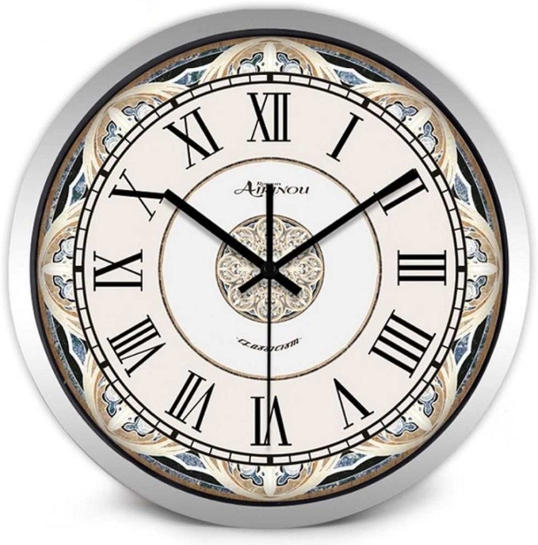 Envío rápido y el mejor servicio Mzdpp Reloj De La Sala De Estar Grande del del del Reloj De Parojo Grande De Roma De 3 Tamaños Sin Tictac.-10 Pulgadas -Zgh0322  envío rápido en todo el mundo