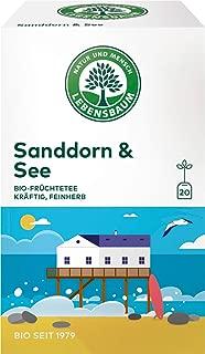 レーベンスバウム Lebensbaum ハーブティー オーガニック ティーバッグ ノンカフェイン サンドロン&ローズヒップ 2g×20P