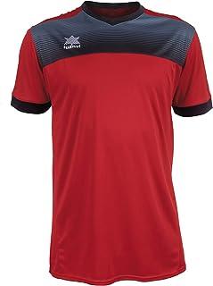 a0689e5e0 Luanvi Bolton Camiseta Manga Corta de Tenis, Hombre