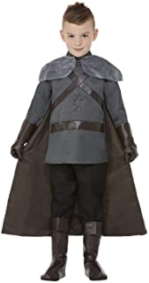 Smiffys Medieval Lord Deluxe Boy Costume, Medium