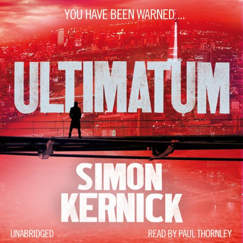 Ultimatum audiobook cover art