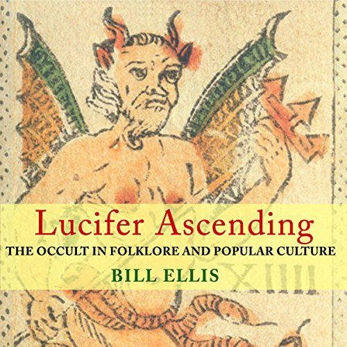 Lucifer Ascending audiobook cover art