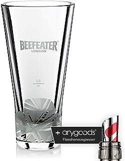 Beefeater Cristal Gin vasos de cóctel cóctel Frosted
