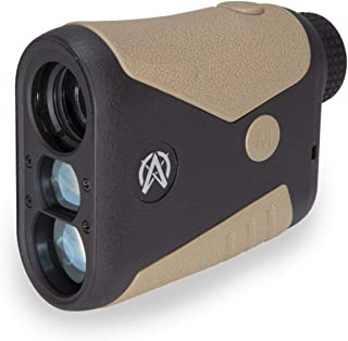ASTRA OPTIX OTX1600 6x21 1760yd Red OLED Display Fast 0.25s and Accurate +/-1yd. Ranging Laser Rangefinder