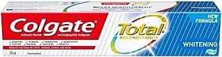 Colgate Total Whitening Gel Toothpaste, 170 mL