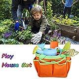 Gartengeräte für Kinder, Spielwerkzeuge für Den Garten/Strand, 8 Stück/Set