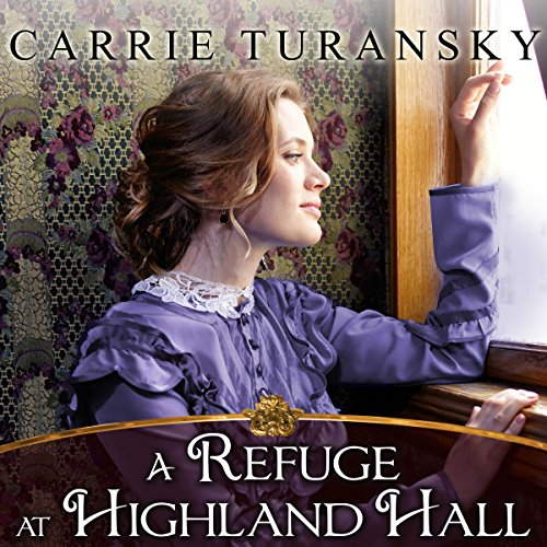 A Refuge at Highland Hall cover art