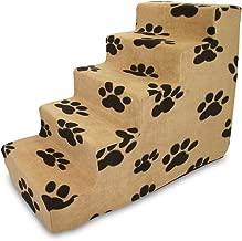 modern dog steps